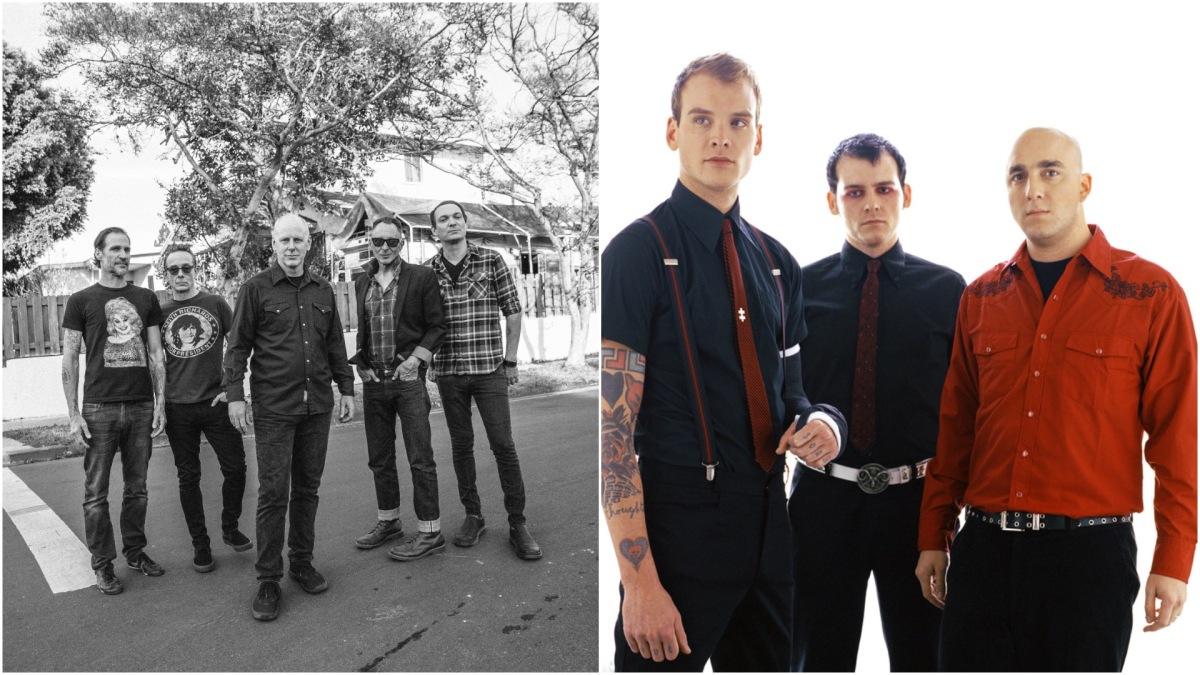 bad religion alkaline trio announce 2020 tour aesthetic magazine album reviews concert