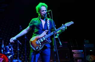 TORONTO, ON - DECEMBER 19 - Big Wreck performs at Danforth Music Hall in Toronto on December 19, 2019. (Photo: Tyler Roberts/Aesthetic Magazine)