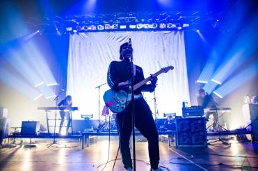 TORONTO, ON - DECEMBER 11 - Hollerado performs at Danforth Music Hall in Toronto on December 11, 2019. (Photo: Tyler Roberts/Aesthetic Magazine)