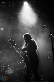 TORONTO, ON - DECEMBER 12 - Pixies performs at Phoenix Concert Theatre in Toronto on December 12, 2019. (Photo: Kirsten Sonntag/Aesthetic Magazine)
