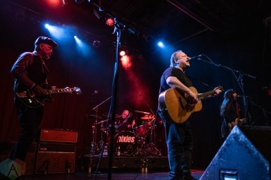 TORONTO, ON - DECEMBER 12 - Pixies performs at Phoenix Concert Theatre in Toronto on December 12, 2019. (Photo: Kirsten Sonntag/Aesthetic Magazine)