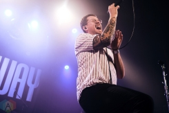 TORONTO, ON - DECEMBER 22 - Seaway performs at The Opera House in Toronto on December 22, 2019. (Photo: Morgan Harris/Aesthetic Magazine)
