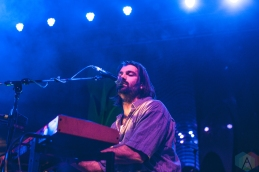 DETROIT, MI - DECEMBER 07: Turnover performs at Majestic Theatre in Detroit on December 07, 2019. (Photo: Jamie Limbright/Aesthetic Magazine)
