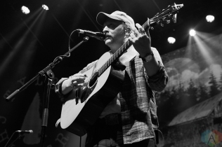 TORONTO, ON - DECEMBER 08 - Tyler Childers performs at Rebel in Toronto on December 08, 2019. (Photo: Morgan Harris/Aesthetic Magazine)