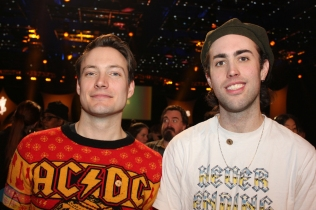 TORONTO, ON - JANUARY 28 - 2020 Juno Award nominee The Dirty Nil at the CBC Toronto Building in Toronto, ON on January 28, 2019. (Photo: Curtis Sindrey/Aesthetic Magazine)