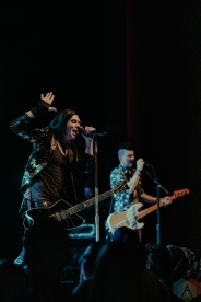 KITCHENER, ON - JANUARY 24 - Marianas Trench performs at Centre in the Square in Kitchener on January 24, 2019. (Photo: Stephanie Montani/Aesthetic Magazine)