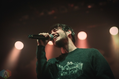 TORONTO, ON - JANUARY 29 - Rex Orange County performs at Danforth Music Hall in Toronto on January 29, 2019. (Photo: Myles Herod/Aesthetic Magazine)