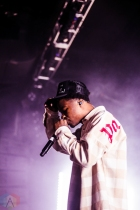PORTLAND - JANUARY 15 - Roddy Ricch performs at the Roseland Theater in Portland on January 15, 2019. (Photo: Diana Thompson/Aesthetic Magazine)