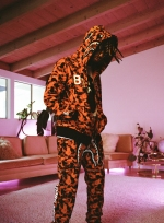 The Weeknd x BAPE Lookbook 2020