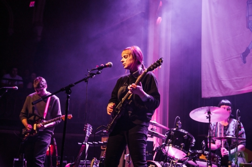 BUFFALO, NY - FEBRUARY 21 - Casper Skulls performs at Asbury Hall at Babeville in Buffalo, NY on February 21, 2020. (Photo: Lauren Garbutt/Aesthetic Magazine)