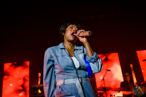 TORONTO, ON - FEBRUARY 23 - Fitz And The Tantrums performs at Danforth Music Hall in Toronto on February 23, 2019. (Photo: Tyler Roberts/Aesthetic Magazine)