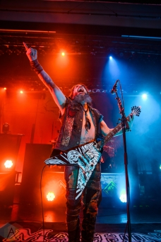 TORONTO, ON - FEBRUARY 04 - Machine Head performs at Danforth Music Hall in Toronto on February 04, 2019. (Photo: Tyler Roberts/Aesthetic Magazine)