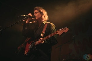 MANCHESTER, UK - FEBRUARY 24 - Marika Hackman performs at Gorilla in Manchester, UK on February 24, 2020. (Photo: Rob Connor/Aesthetic Magazine)