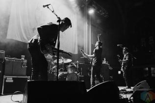 BUFFALO, NY - FEBRUARY 21 - PUP performs at Asbury Hall at Babeville in Buffalo, NY on February 21, 2020. (Photo: Lauren Garbutt/Aesthetic Magazine)