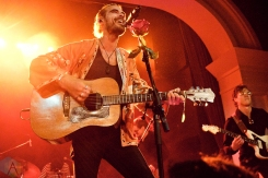 TORONTO, ON - FEBRUARY 14 - Reuben And The Dark performs at The Great Hall in Toronto on February 14, 2019. (Photo: Morgan Harris/Aesthetic Magazine)