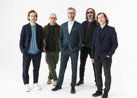 The National to Reissue Remastered EarlyCatalogue