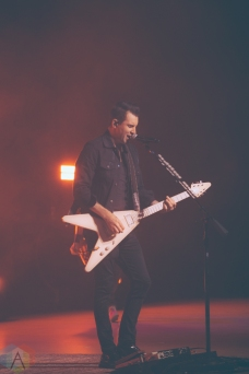 EDMONTON, AB - FEBRUARY 07- Theory of a Deadman performs at Winspear Centre in Edmonton on February 07, 2019. (Photo: Matthew Jaffray/Aesthetic Magazine)