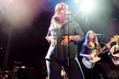 TORONTO, ON - FEBRUARY 15 - U.S. Girls performs at Paradise Theatre in Toronto on February 15, 2019. (Photo: Morgan Harris/Aesthetic Magazine)