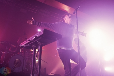 TAMPA, FL - MARCH 10 - COIN performs at The Ritz Ybor, in Tampa on March 10, 2020. (Photo: Jordan Miller/Aesthetic Magazine)