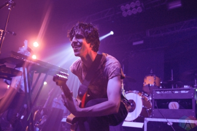 TAMPA, FL - MARCH 10 - Sure Sure performs at The Ritz Ybor in Tampa on March 10, 2020. (Photo: Jordan Miller/Aesthetic Magazine)