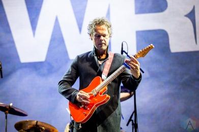 TORONTO, ON – SEPT 16: Big Wreck performs at OLG Play Stage in Toronto on September 12, 2020. (Photo: Katrina Lat/Aesthetic Magazine)