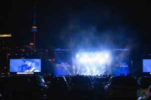 TORONTO, ON – SEPT 20: Brett Kissel performs at OLG Play Stage in Toronto on September 20, 2020. (Photo: Anton Mak/Aesthetic Magazine)