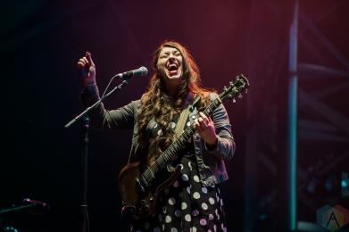 TORONTO, ON – SEPT 17: Terra Lightfoot performs at OLG Play Stage in Toronto on September 17, 2020. (Photo: Joanna Glezakos/Aesthetic Magazine)