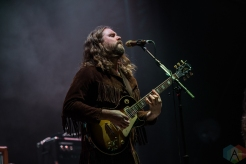 TORONTO, ON – SEPT 17: The Sheepdogs perform at OLG Play Stage in Toronto on September 17, 2020. (Photo: Joanna Glezakos/Aesthetic Magazine)