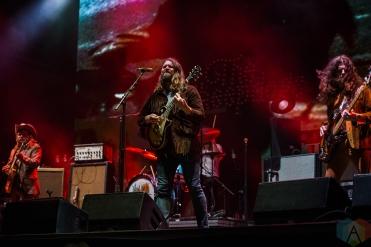 TORONTO, ON – SEPT 17: The Sheepdogs perform at OLG Play Stage in Toronto on September 17, 2020. (Photo: Joanna Glezakos/Aesthetic Magazine)