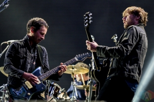 TORONTO, ON – SEPT 30: Sam Roberts Band performs at OLG Play Stage in Toronto on September 30, 2020. (Photo: Joanna Glezakos/Aesthetic Magazine)