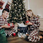 """Exclusive Premiere: Marianas Trench Bassist Mike Ayley and Wife Emily Share New Video for """"The World Needs Christmas"""""""