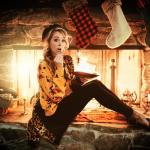 """Interview: Lindsey Stirling Talks """"Angels We Have Heard on High"""", """"Home for the Holidays"""", and Her Favourite Outfit from Her ChristmasSpecial"""