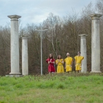 "Exclusive Premiere: Stream Les Agamemnonz's New Single ""Artemis"""