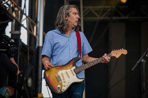 EDMONTON, AB – Aug. 8: 54-40 performs at the Racetrack Infield in Edmonton, AB. on August 8, 2021. (Photo: Tyler Roberts/Aesthetic Magazine)