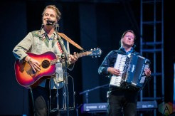 EDMONTON, AB – Aug. 21: Blue Rodeo performs at the Racetrack Infield in Edmonton, AB. on August 21, 2021. (Photo: Tyler Roberts/Aesthetic Magazine)