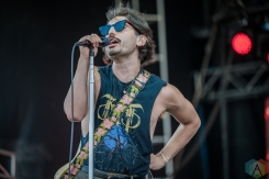EDMONTON, AB – Aug. 7: Carter & The Capitals perform at the Racetrack Infield in Edmonton, AB. on August 6, 2021. (Photo: Tyler Roberts/Aesthetic Magazine)