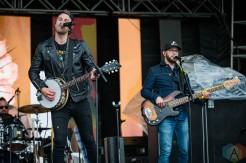 EDMONTON, AB – Aug. 22: Dan Davidson performs at the Racetrack Infield in Edmonton, Alberta. on August 22, 2021. (Photo: Tyler Roberts/Aesthetic Magazine)