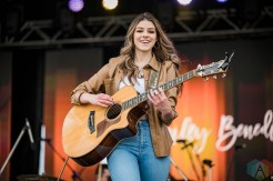 EDMONTON, AB – Aug. 21: Hailey Benedict performs at the Racetrack Infield in Edmonton, AB. on August 21, 2021. (Photo: Tyler Roberts/Aesthetic Magazine)