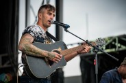 EDMONTON, AB – Aug. 8: Kane Incognito performs at the Racetrack Infield in Edmonton, AB. on August 8, 2021. (Photo: Tyler Roberts/Aesthetic Magazine)