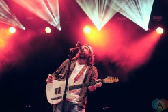 TORONTO, ON - Aug 19 - Matt Mays performs at Budweiser Stage in Toronto on August 19, 2021. (Photo: Morgan Harris/Aesthetic Magazine)