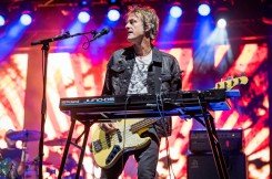 EDMONTON, AB – Aug. 29: Our Lady Peace performs at the Racetrack Infield in Edmonton, Alberta. on August 29, 2021. (Photo: Tyler Roberts/Aesthetic Magazine)