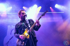 TORONTO, ON - Aug 19 - Sam Roberts Band performs at Budweiser Stage in Toronto on August 19, 2021. (Photo: Morgan Harris/Aesthetic Magazine)