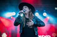 EDMONTON, AB – Aug. 7: Serena Ryder performs at the Racetrack Infield in Edmonton, AB. on August 6, 2021. (Photo: Tyler Roberts/Aesthetic Magazine)
