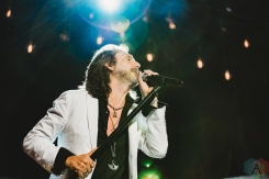 NOBLESVILLE, Ind. - Aug. 1: The Black Crowes perform at the Ruoff Home Mortgage Music Center in Noblesville, Ind. on August 1, 2021. (Photo: Jessica Branstetter/Aesthetic Magazine)