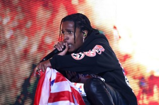 NEW YORK, NEW YORK - SEPTEMBER 25: A$AP Rocky performs onstage during the 2021 Governors Ball Music Festival at Citi Field on September 25, 2021 in New York City. (Photo by Taylor Hill/Getty Images for Governors Ball)
