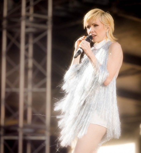 NEW YORK, NEW YORK: Carly Rae Jepsen performs during the 2021 Governors Ball Music Festival at Citi Field in New York City. (Photo: Governors Ball)