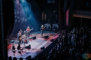 NASHVILLE, TN - Sept. 20: Big Thief performs at the Ryman Auditorium in Nashville, TN. on September 20, 2021. (Photo: Aubrey Wise/Aesthetic Magazine)