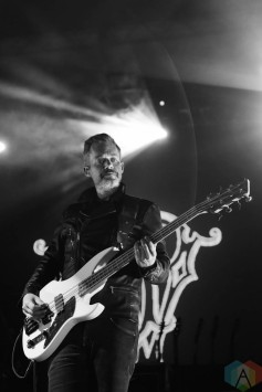 HAMILTON, ON - SEPT 18: Big Wreck performs at Festival of Friends in Hamilton, ON on September 18, 2021. (Photo: Veronique Giguere/Aesthetic Magazine)
