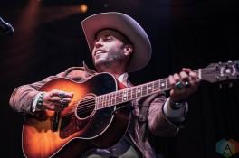 NASHVILLE, TN. - Sept. 09: Charley Crockett performs at Brooklyn Bowl in Nashville, TN on September 09, 2021. (Photo: Aubrey Wise/Aesthetic Magazine)