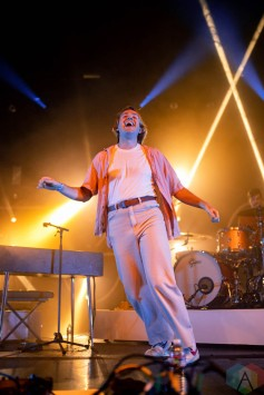 SAN FRANCISCO, CA - SEPT 22: Dayglow performs at the Regency Ballroom in San Francisco, Califronia on September 22, 2021. (Photo: Kris Fuentes Cortes/Aesthetic Magazine)